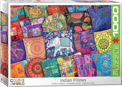 Indian Pillows Puzzel (1000 stukjes)