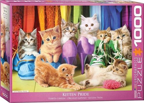 Kitten Pride Puzzel (1000 stukjes)