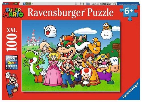 Super Mario Puzzel (100 XXL stukjes)