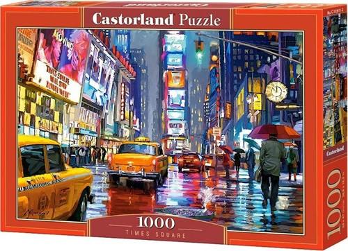 Times Square Puzzel (1000 stukjes)