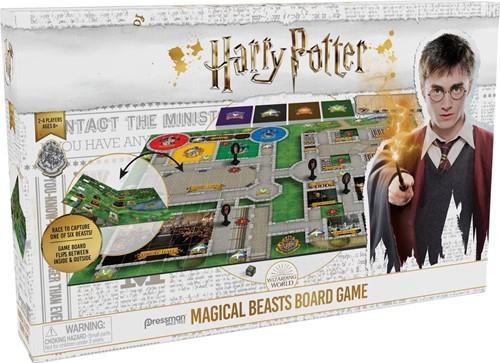 Harry Potter - Magical Beasts Bordspel