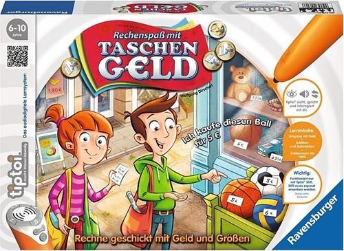 TipToi - Rechenspass mit Taschen Geld (Duits)