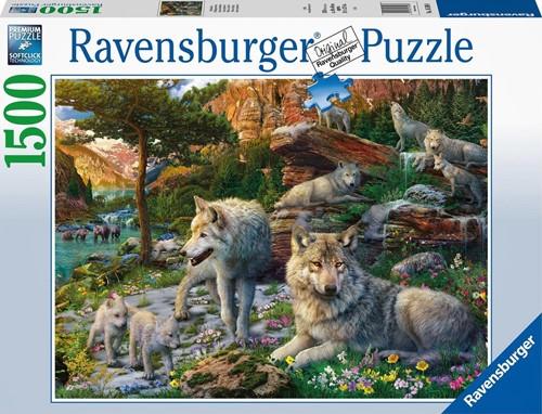 Wolfroedel Puzzel (1500 stukjes)