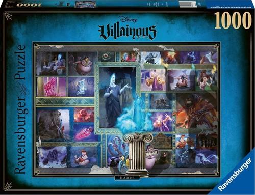 VIllainous - Hades Puzzel (1000 stukjes)