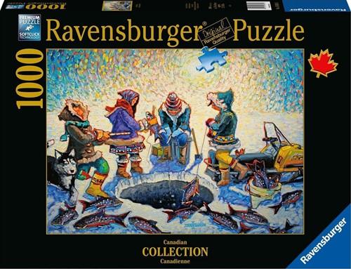 IJsvissen Puzzel (1000 stukjes)