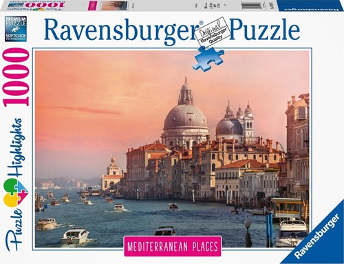 Italië Puzzel (1000 stukjes)