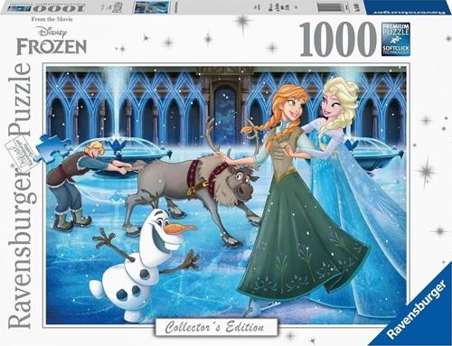 Disney Frozen Puzzel (1000 stukjes)