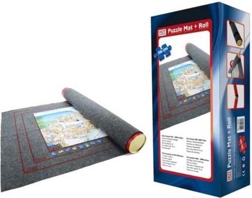Puzzelrol + Mat  (500 tot 2000 stukjes)