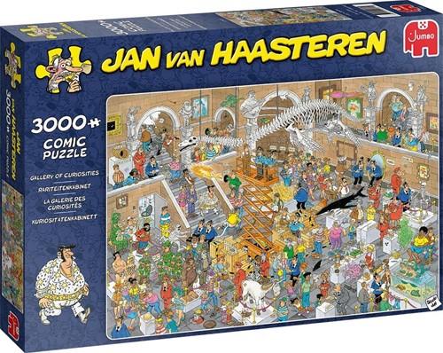 Jan van Haasteren - Rariteitenkabinet Puzzel (3000 stukjes)