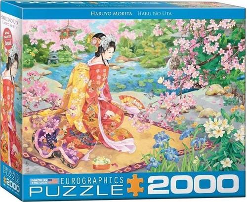 Haru No Uta - Haruyo Morita Puzzel (2000 stukjes)