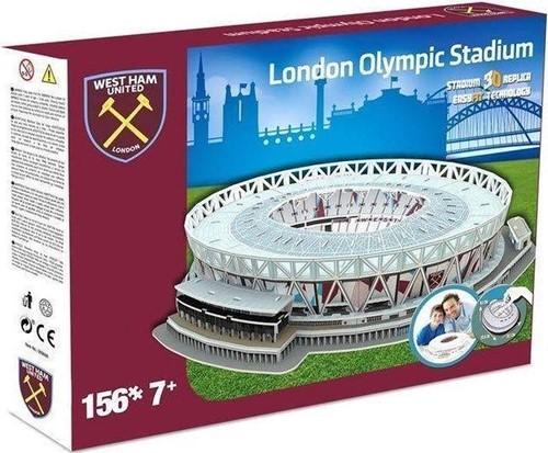 West Ham United - London Stadium 3D Puzzel (156 stukjes)