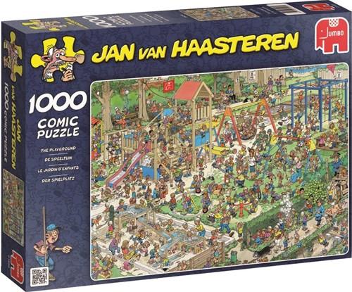 Jan van Haasteren - De Speeltuin Puzzel (1000 stukjes)