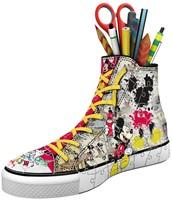 Sneaker Mickey Mouse Puzzel (108 stukjes)-2