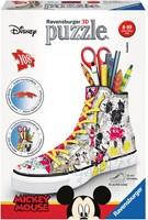 Sneaker Mickey Mouse Puzzel (108 stukjes)