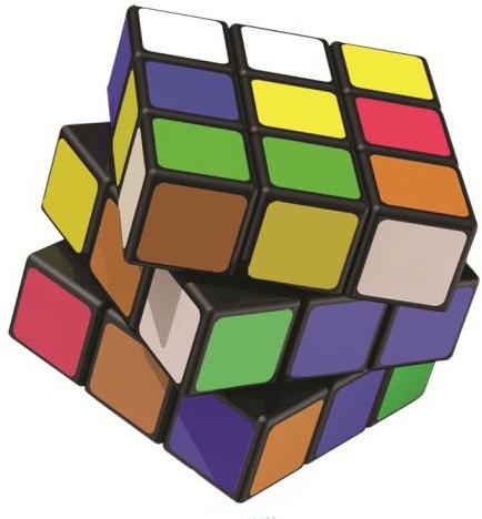 Rubik's Speed Cube Pro Set-3