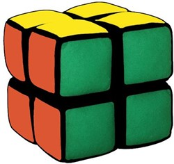 Rubik's - My First Cube