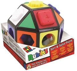 Rubik's - Sorteer & Los Op Puzzel
