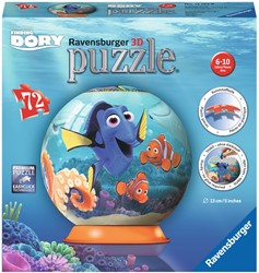 Finding Dory - 3D Puzzelbal