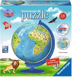 Kinder Globe - XXL 3D Puzzel (180 stukjes)