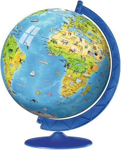 Kinder Globe - XXL 3D Puzzel (180 stukjes)-2