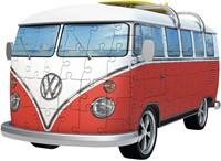 Volkswagen Bus 3D Puzzel (162 stukjes)-2