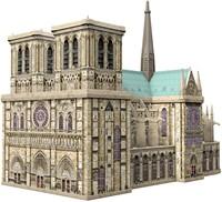 Notre Dame Parijs - 3D Puzzel (324 stukjes)-2
