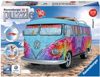 VW Bus Indian Summer 3D Puzzel (162 stukjes)