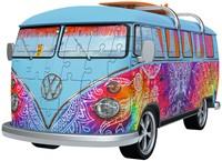 VW Bus Indian Summer 3D Puzzel (162 stukjes)-2