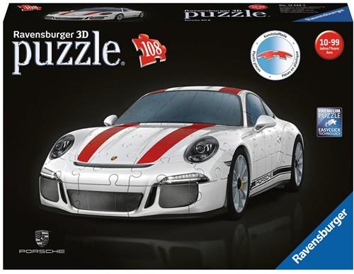 Porsche 911R - 3D puzzel (108 stukjes)