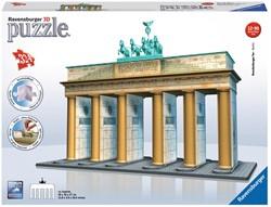 3D Puzzel - Branderburger Tor (324 stukjes)