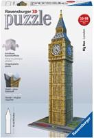 3D Puzzel - Big Ben (216 stukjes)-1