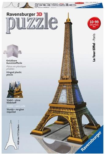 3D Puzzel - Eiffeltoren (216 stukjes)-1