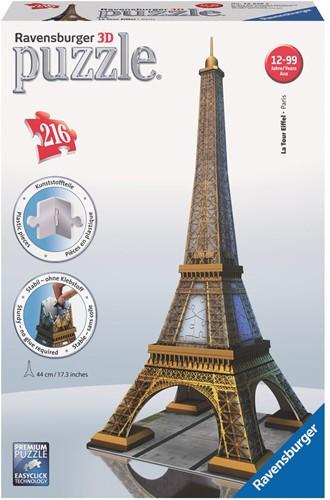 3D Puzzel - Eiffeltoren (216 stukjes)