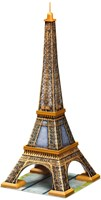 3D Puzzel - Eiffeltoren (216 stukjes)-2