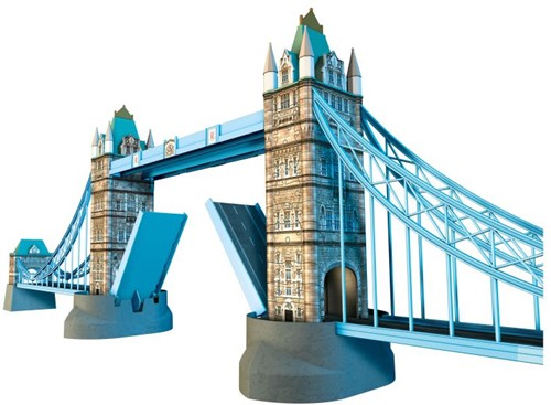 3D Puzzel - Tower Bridge (216 stukjes)-2
