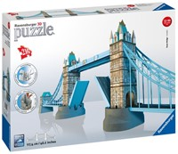 3D Puzzel - Tower Bridge (216 stukjes)-1