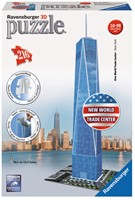 3D Puzzel - One World Trade Center (216 stukjes)