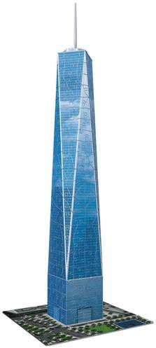 3D Puzzel - One World Trade Center (216 stukjes)-2