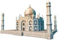 3D Puzzel - Taj Mahal (216 stukjes) (Doos open geweest)-2
