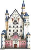 3D Puzzel - Neuschwanstein (216 stukjes)-3