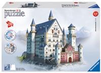 3D Puzzel - Neuschwanstein (216 stukjes)-1