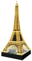 3D Puzzel - Eiffeltoren - Night Edition (216 stukjes)-3