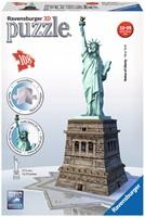 Vrijheidsbeeld - 3D Puzzel (108 stukjes)-1