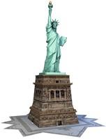Vrijheidsbeeld - 3D Puzzel (108 stukjes)-2