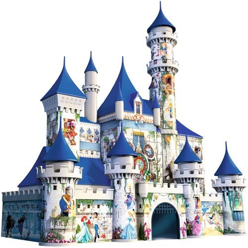 3D Puzzel - Disney Castle-2