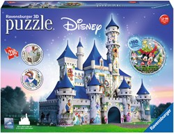 3D Puzzel - Disney Castle