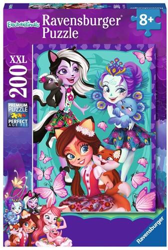 Enchantimals Best Friends For Life Puzzel (200 XXL stukjes)