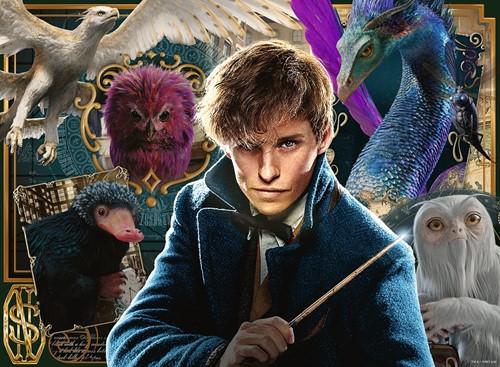 Fantastic Beasts Puzzel (200 XXL stukjes)-2