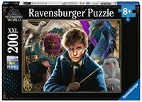 Fantastic Beasts Puzzel (200 XXL stukjes)