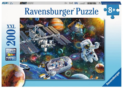 Kosmische Verkenning Puzzel (200 XXL stukjes)